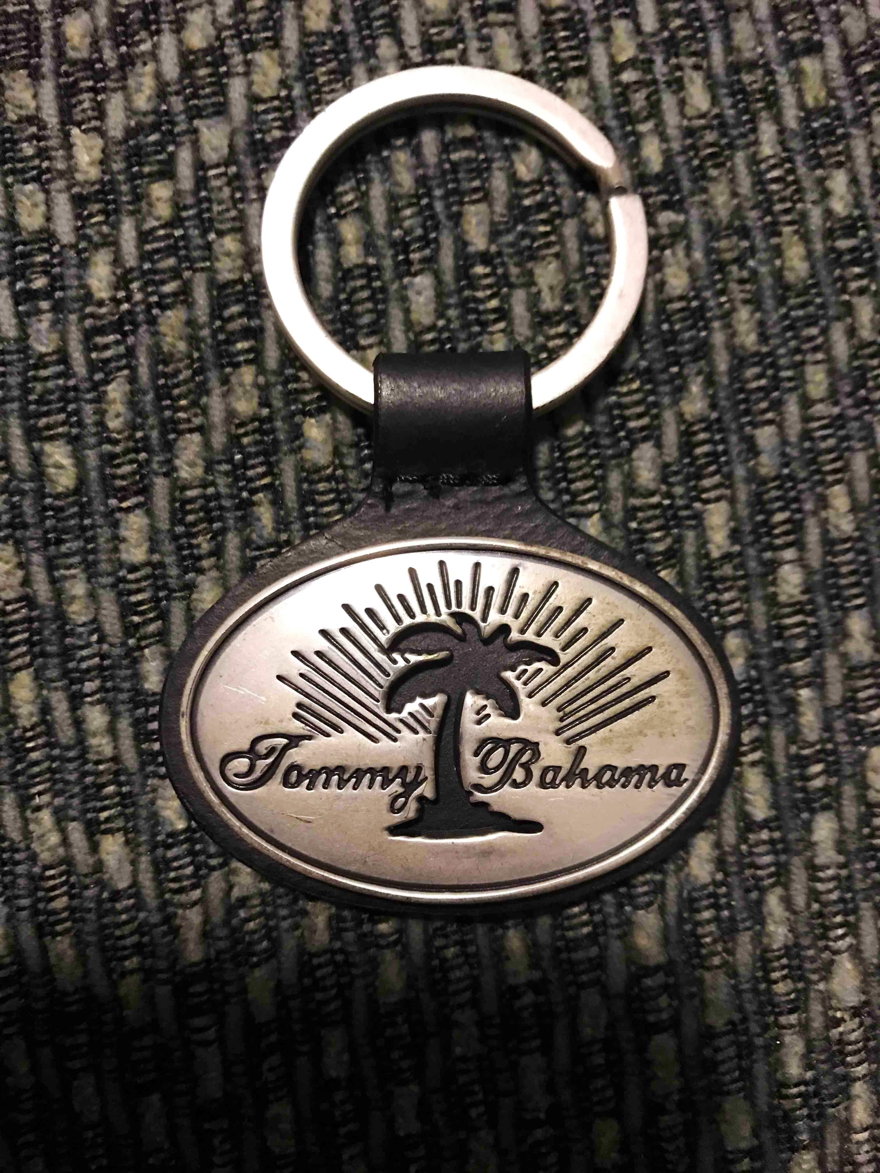 Tommy Bahama key fob