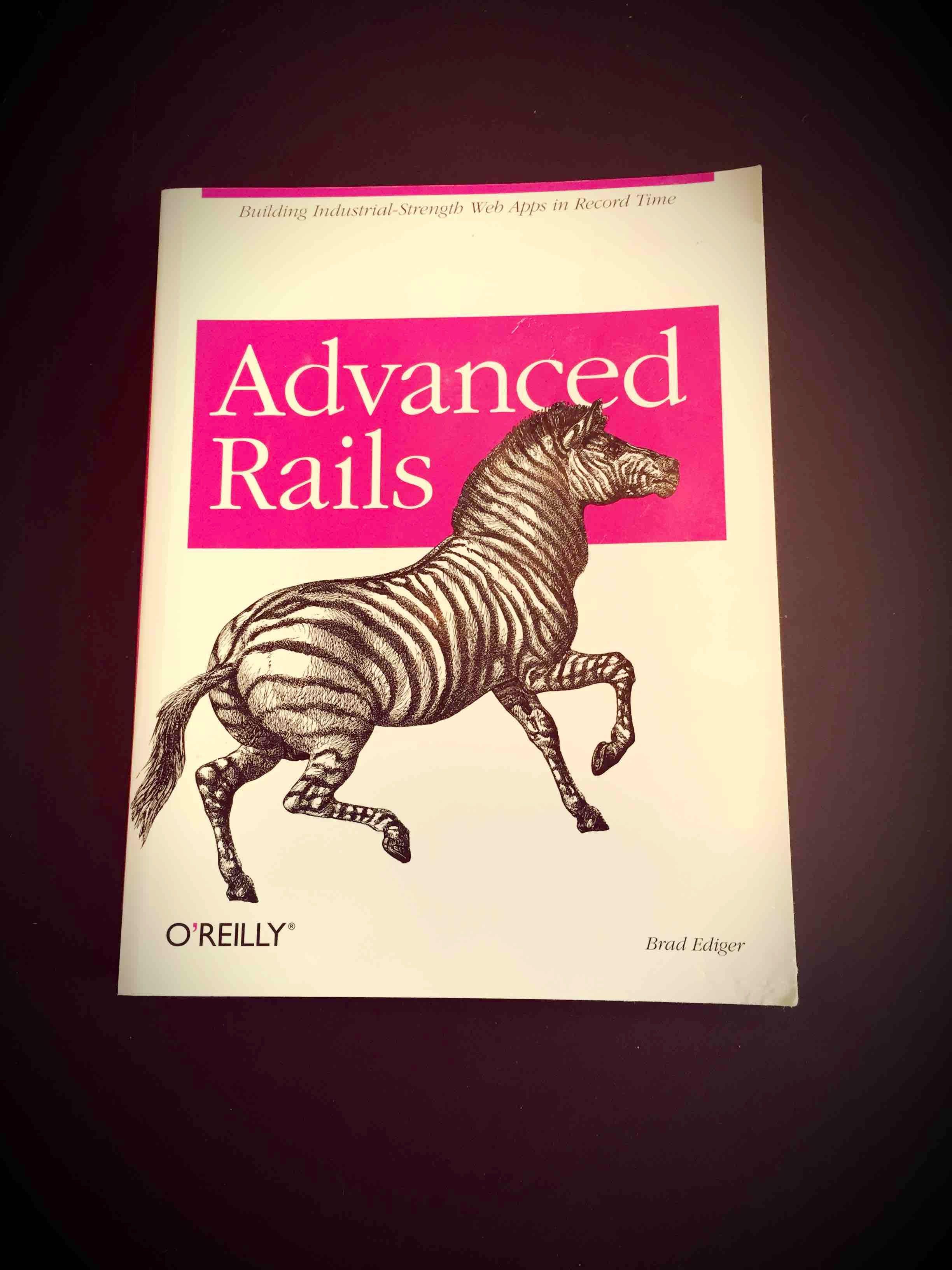 Advanced Rails