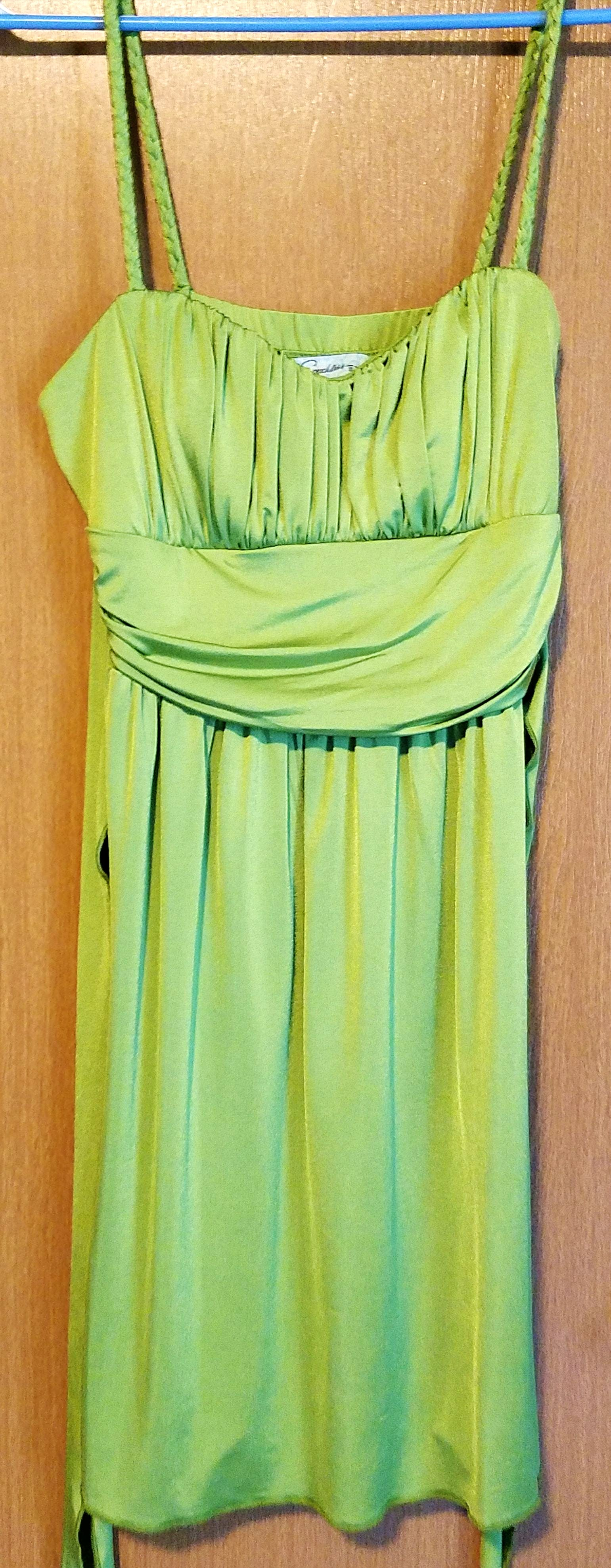 Size Med Sage Green Dress $20