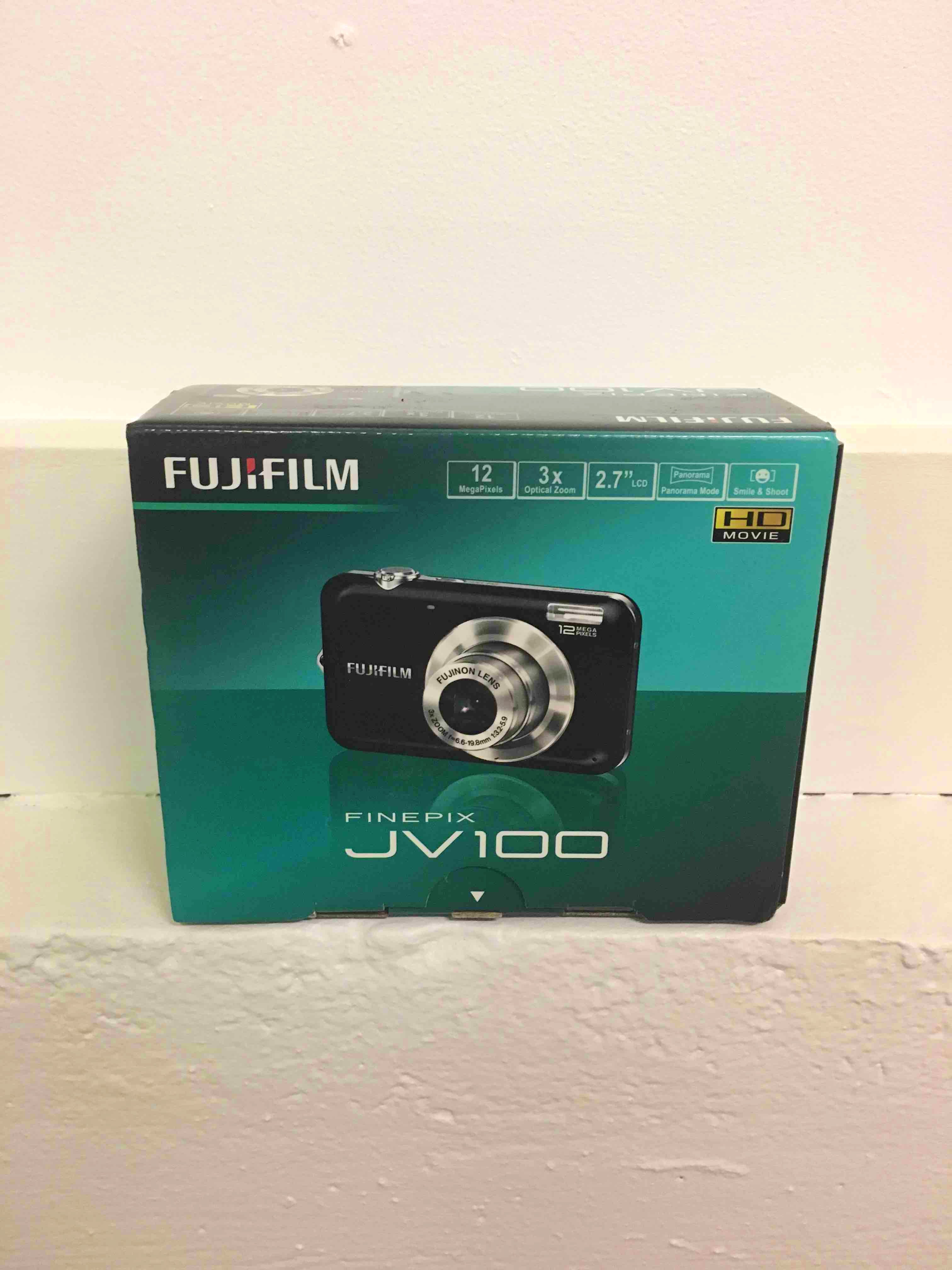 Fugifilm digital camera