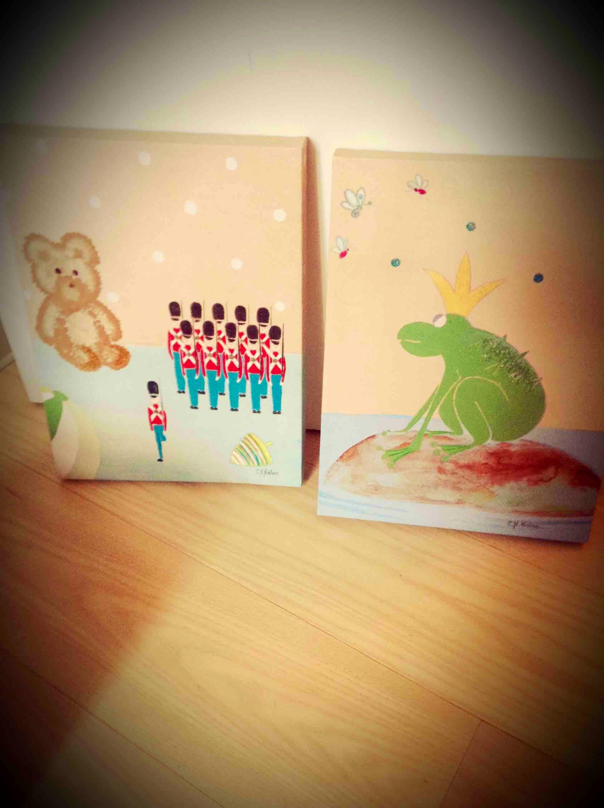 Babymalerier