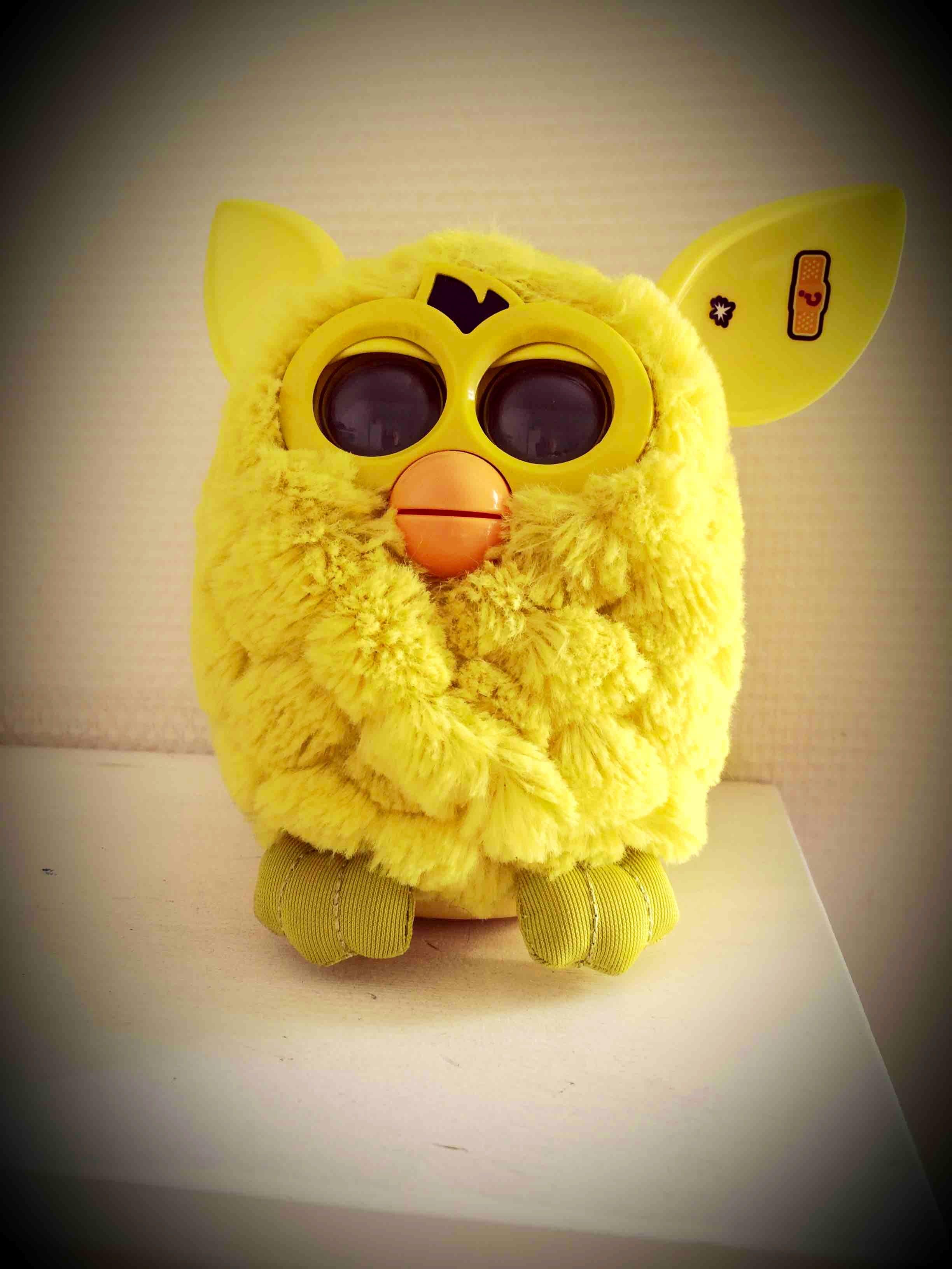 Furby - fin stand. Mangler batterier