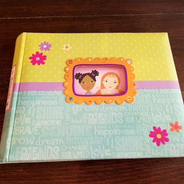 American Girl Scrapbook