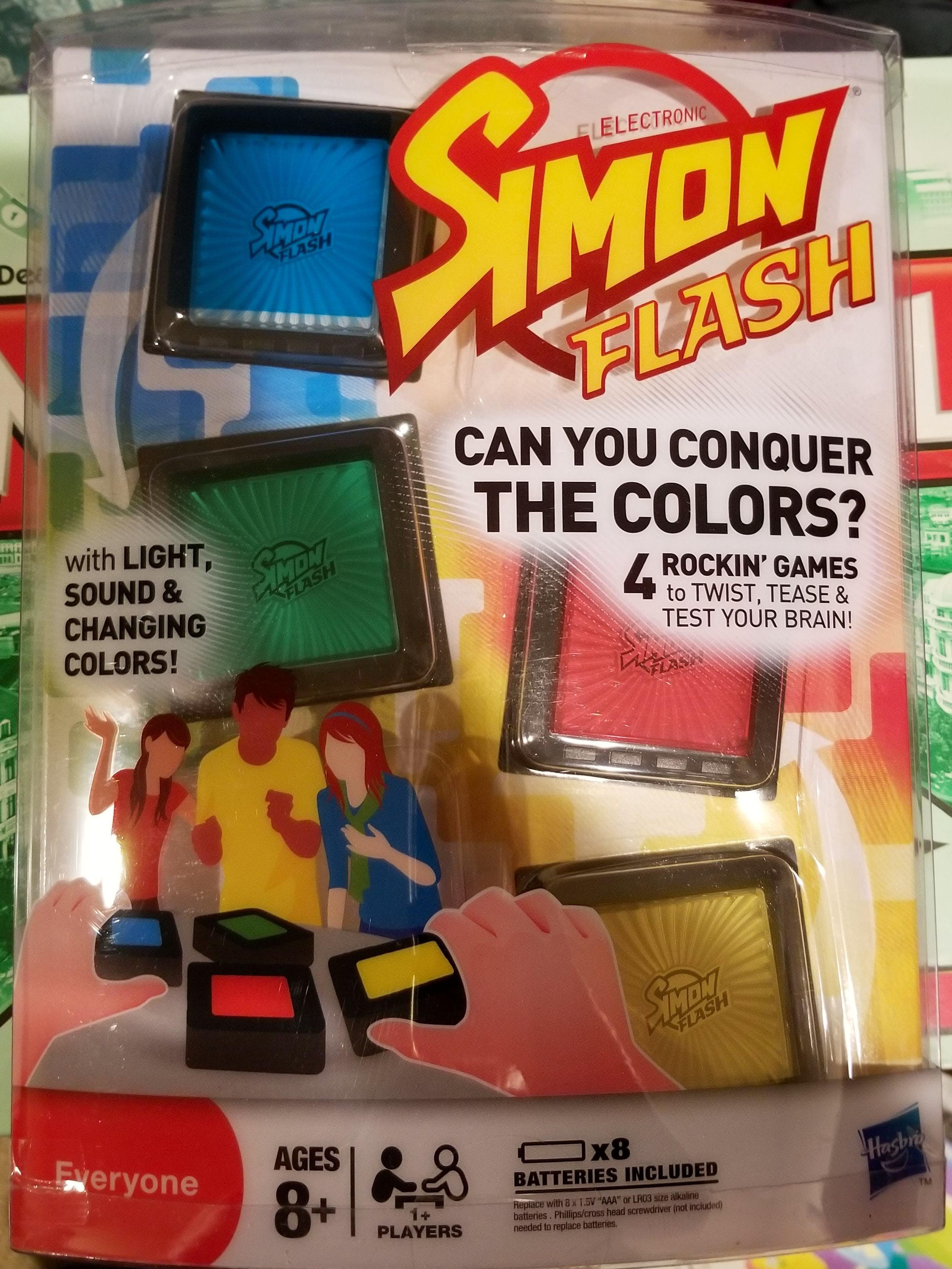 Hasbro Simon Flash