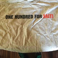 T-Shirt (all sizes available)