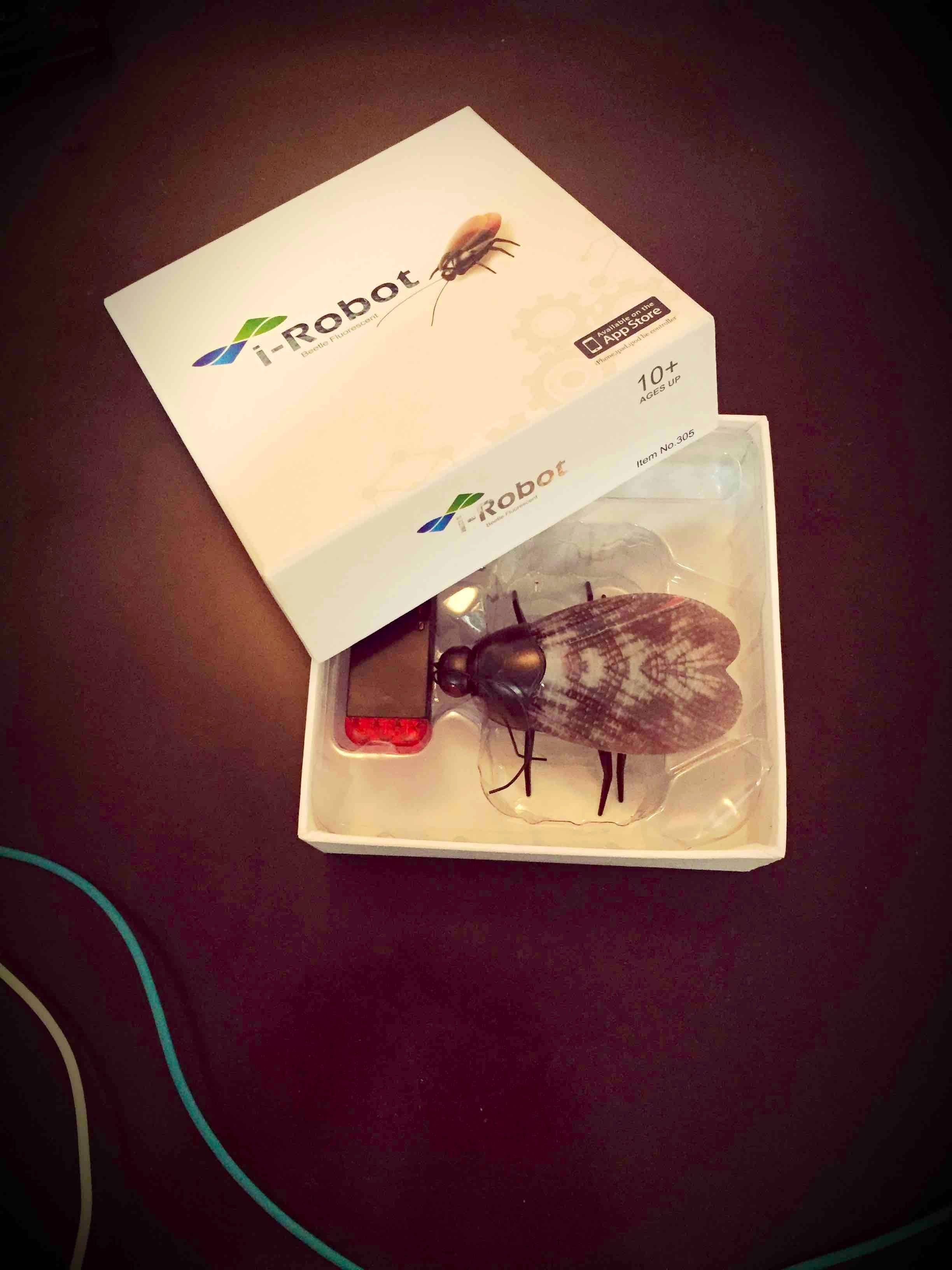 I-robot Beetle