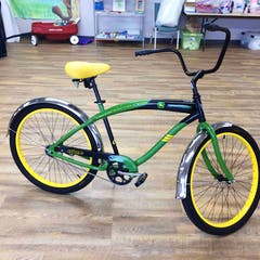 New John Deere Bike