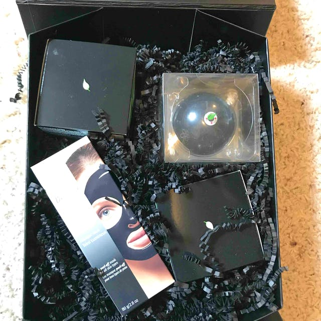 Boscia skincare gift package