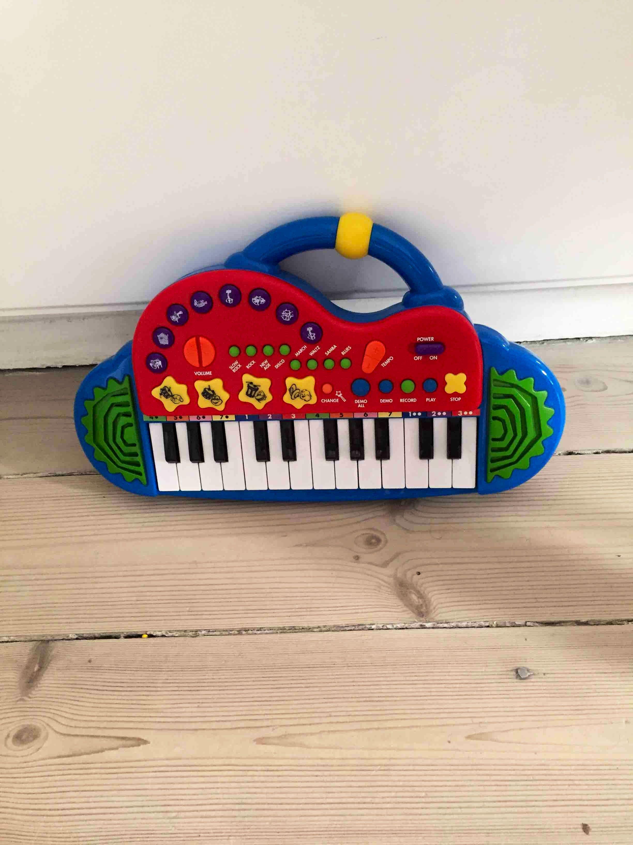 Legetøjs keyboard