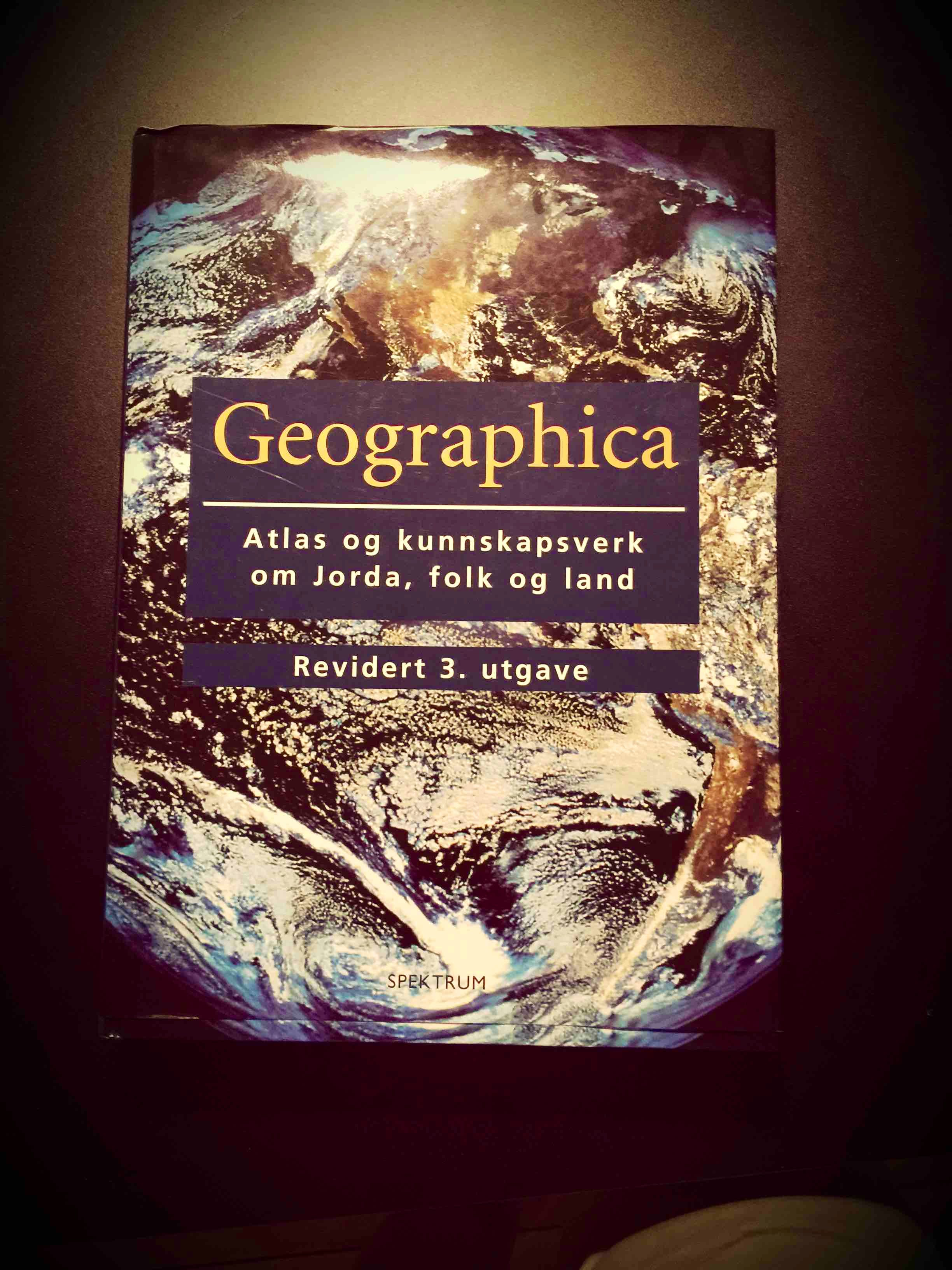 A book full of maps