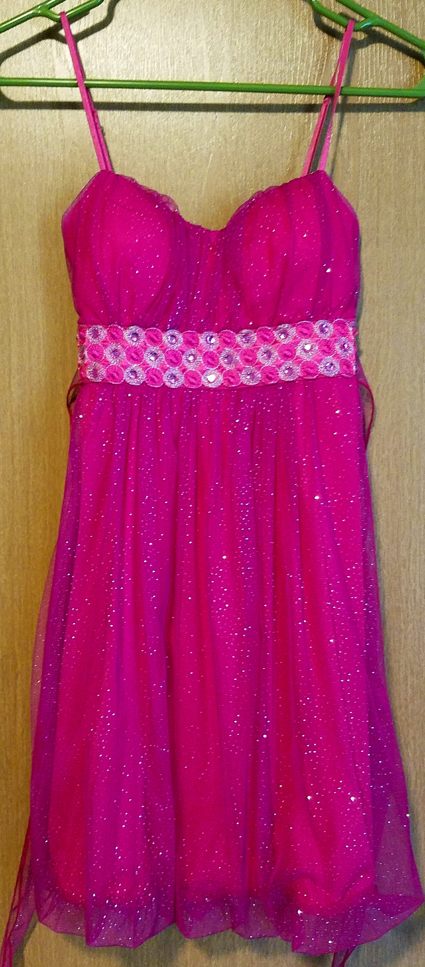 Size Sm Sparkly Dress  $25