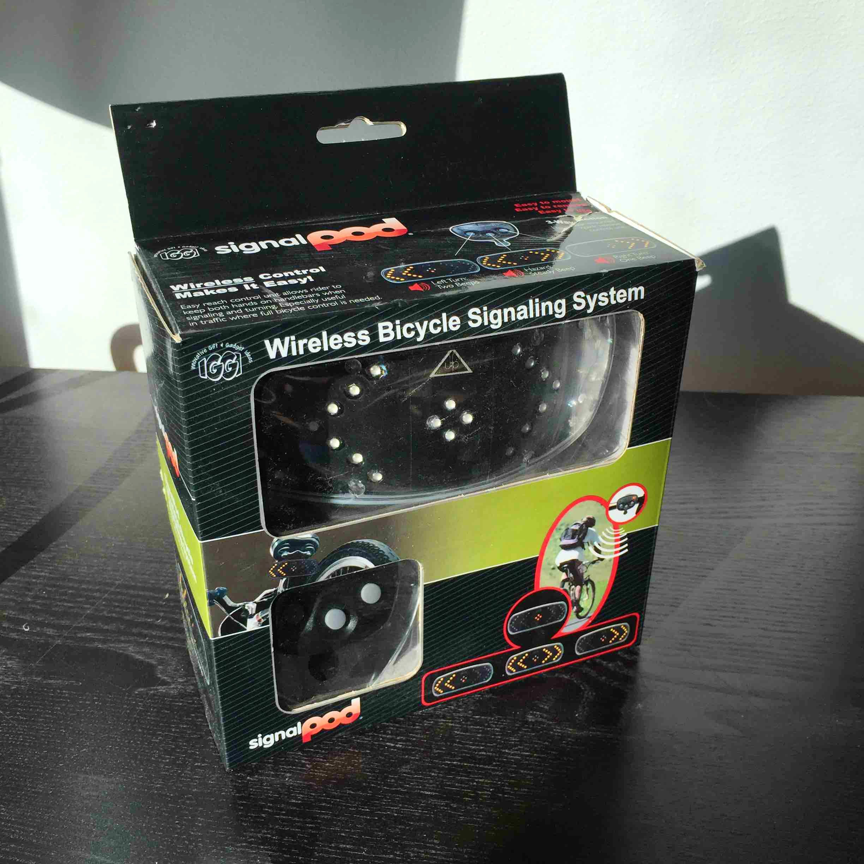 Wireless bikingsignaling