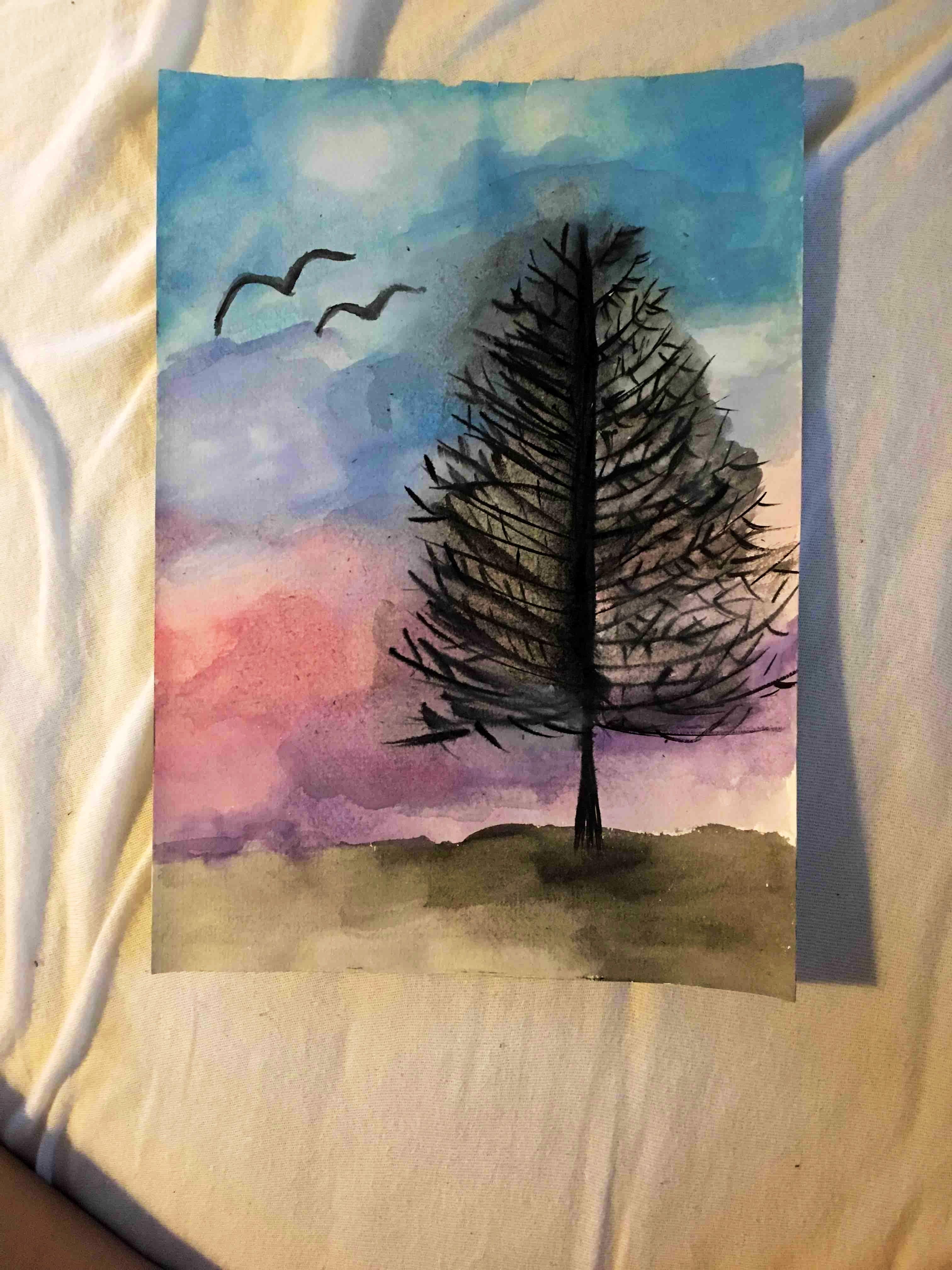 Maleri - kunster mig selv